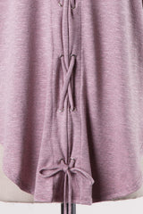 Kaitlin Blouse in Mauve
