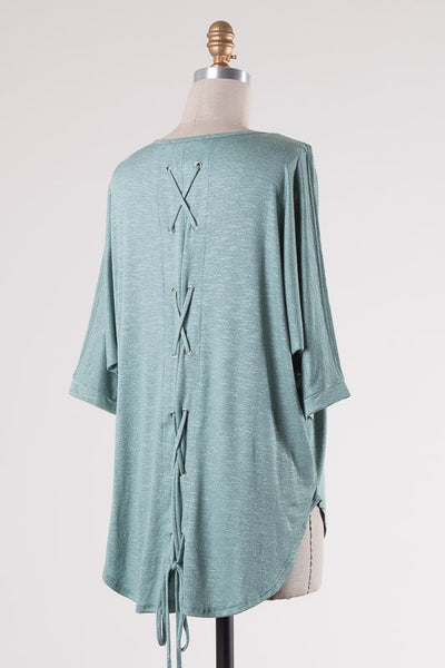 Kaitlin Blouse in Sage