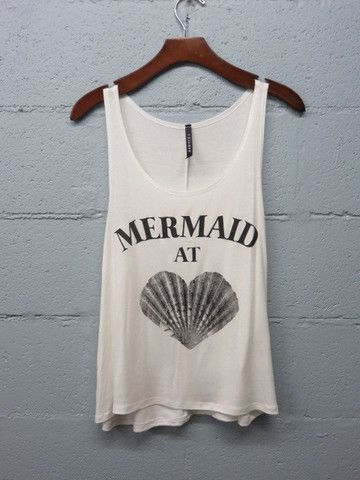 Mermaid at  <3 Tank