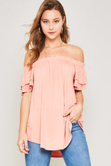 Peachy Keen Blouse
