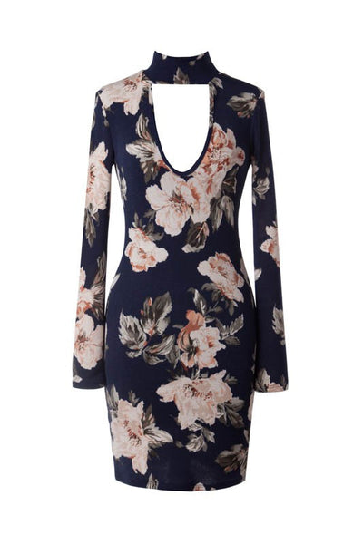 Samantha Floral Dress