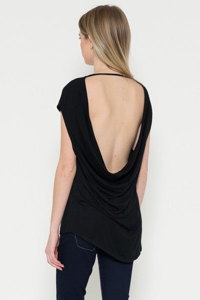 Backless Jane Top