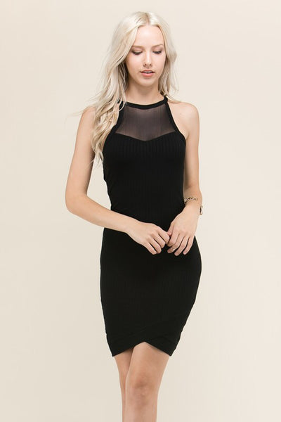 Veronica Dress in Black