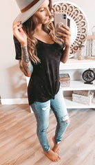 Ophelia Off the Shoulder Top