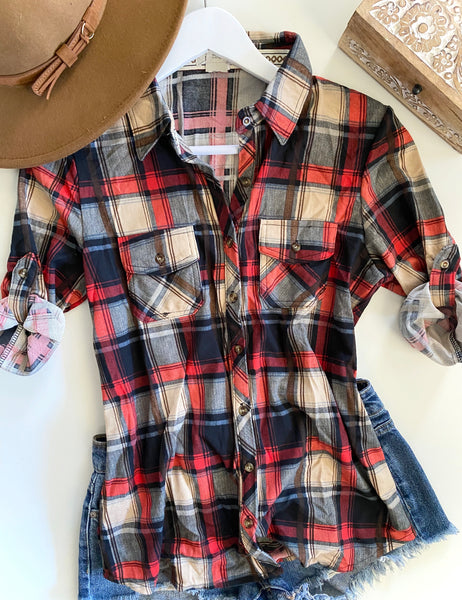 COUNTRY COMBO FLANNEL