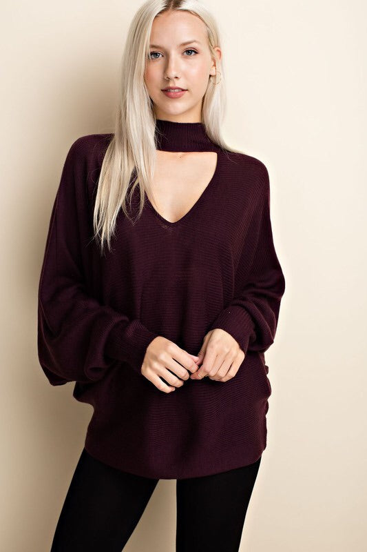 Cabernet Sweater