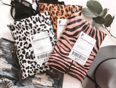 SNOW LEOPARD POLYMAILERS