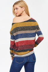 Penny Striped Sweater