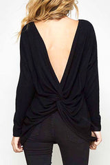 Twisted Taylor Blouse