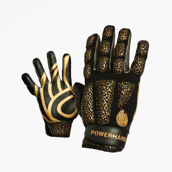 Weighted / Anti Grip Football Gloves