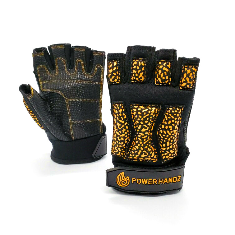 POWERFIT Weighted Training Gloves