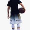 Fade to Black Basketball Shorts