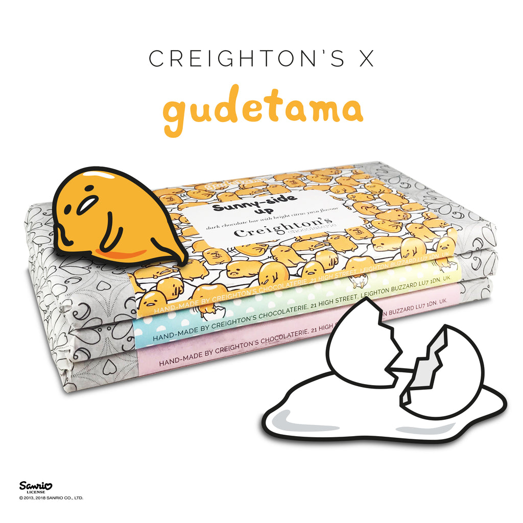 Creighton's x Gudetama Collaboration