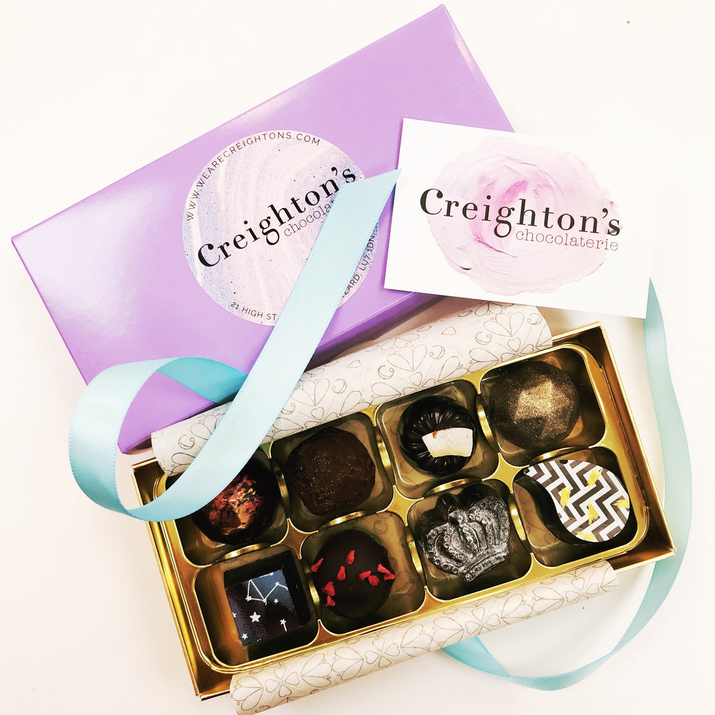 Vegan Truffle Selection Gift Box