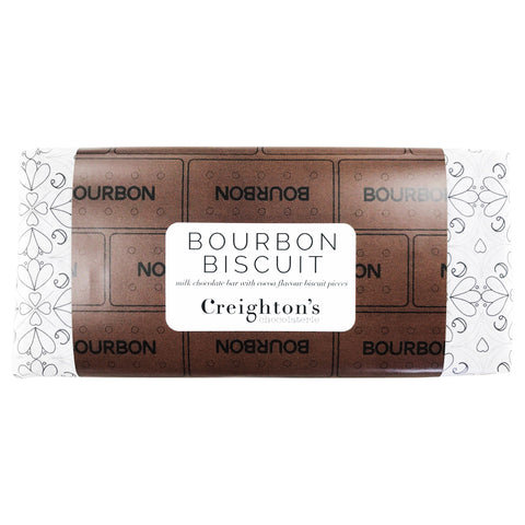 Bourbon Biscuit Chocolate Bar