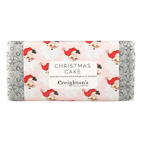 Christmas Cake Chocolate Bar