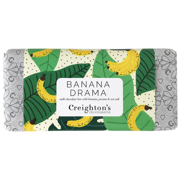 Banana Drama Chocolate Bar
