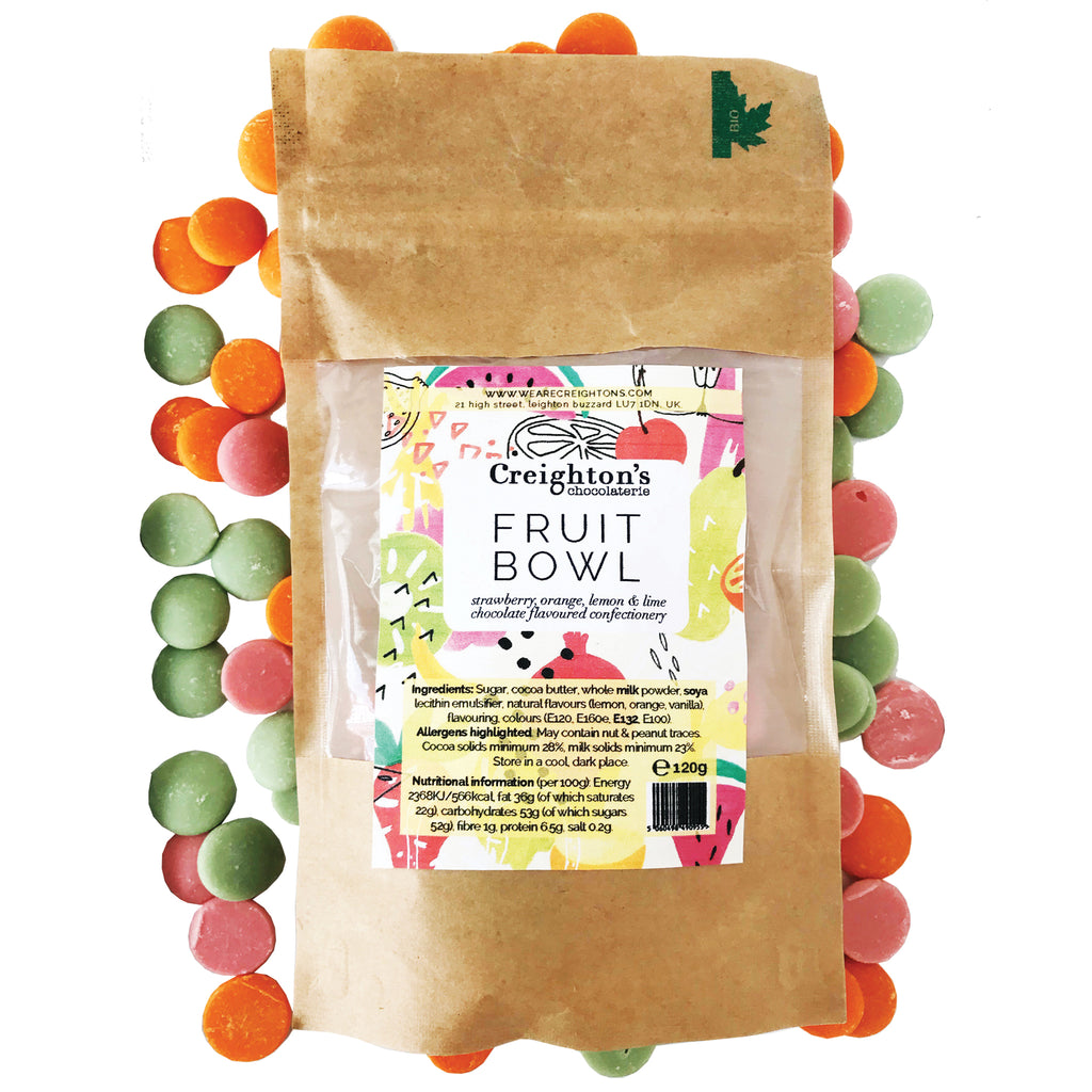 Fruit Bowl Treat Bag