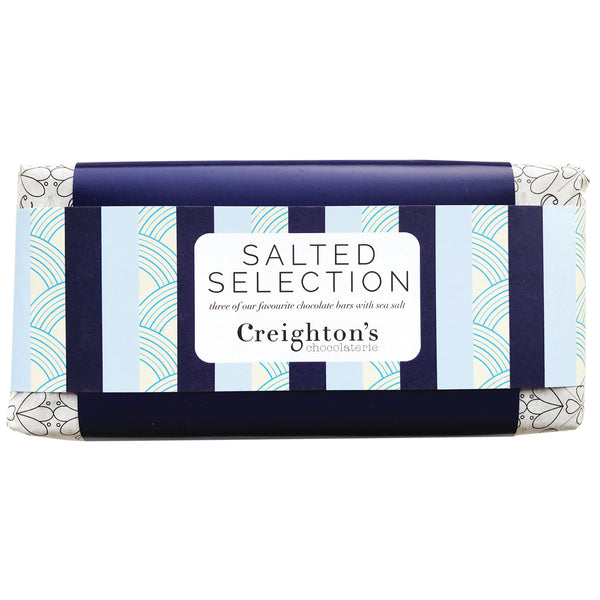 Salted Selection Chocolate Bar Gift Pack