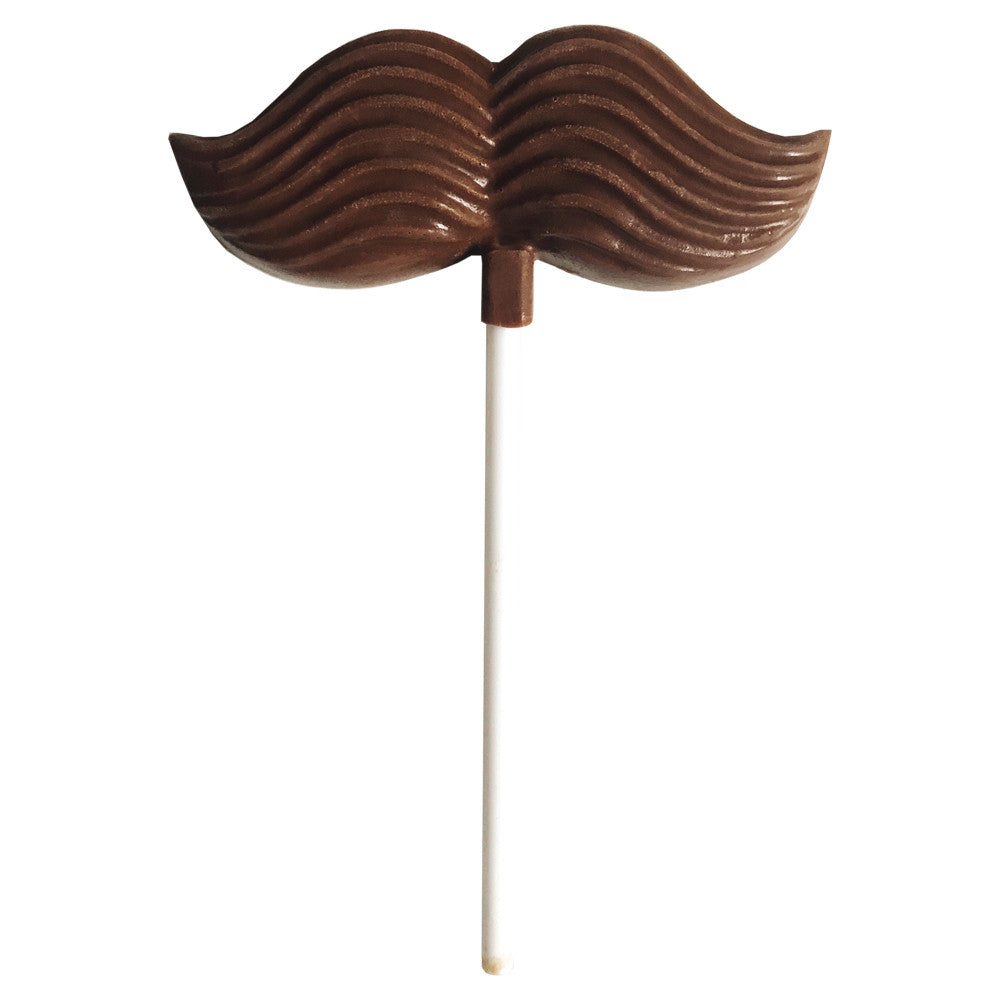 Mr Moustache Lollipop