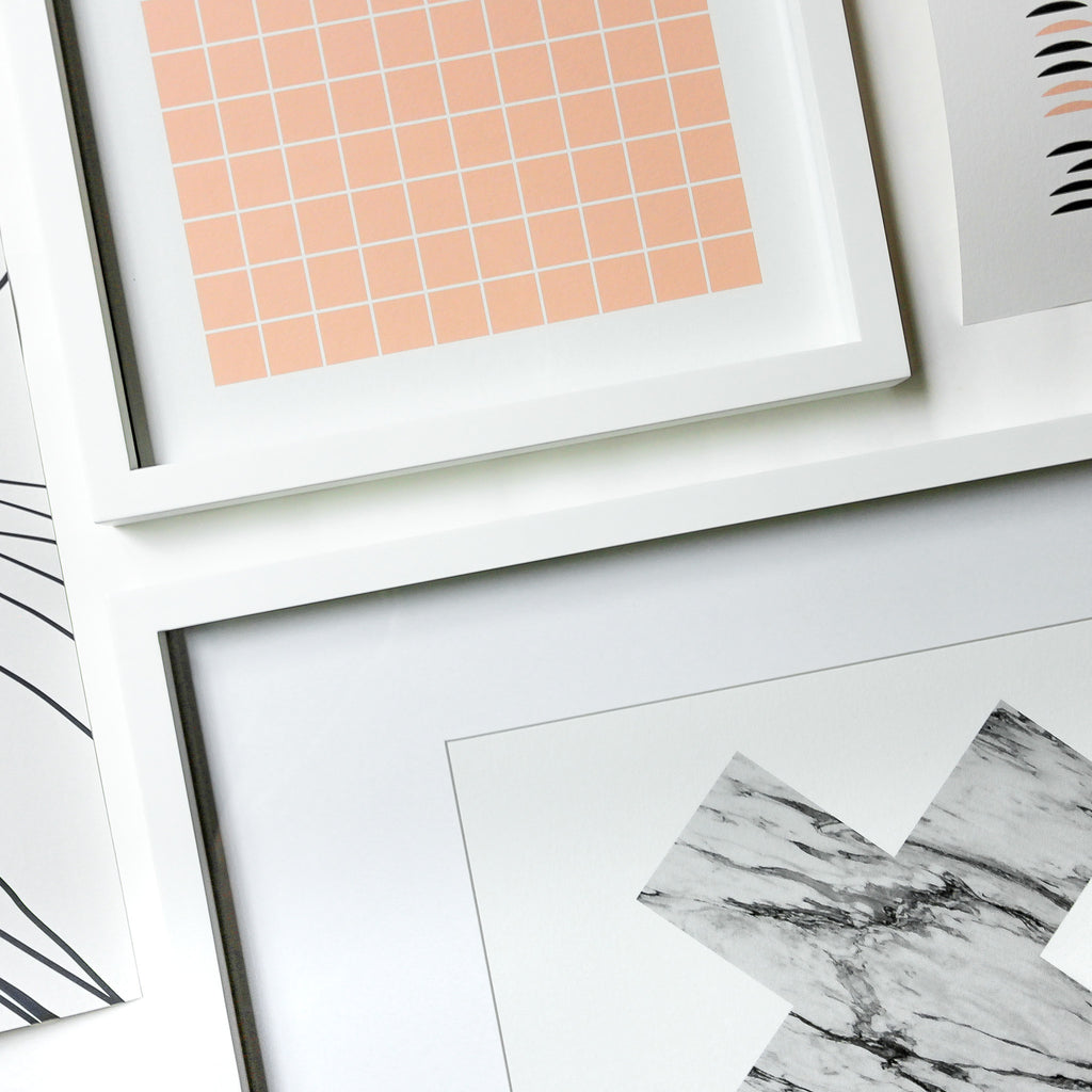 Minimalist Art Prints for Today's Urban Space