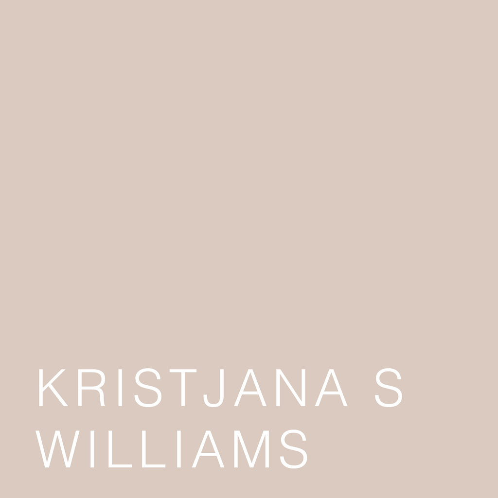 Kristjana S Williams