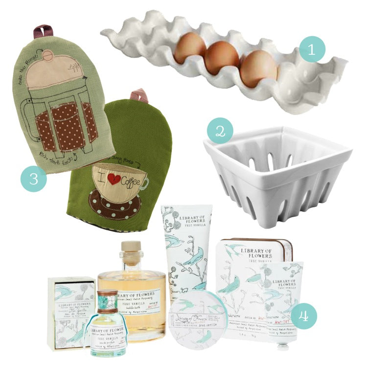 Easter interior design gift ideas in Vancouver BC.  By interior design store in Vancouver Visit Örling & Wu.