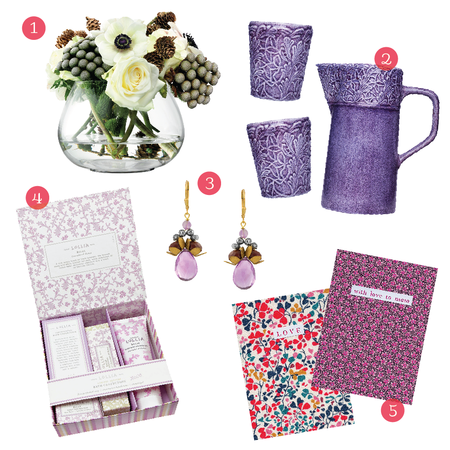Mother's Day Gifts Vancouver by Orling and Wu Home Accessories Store