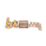 Classic ABC Wooden Blocks