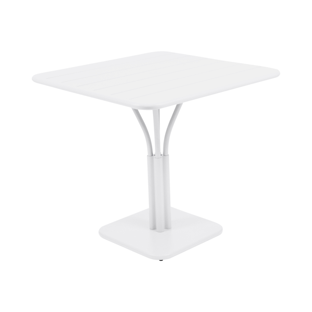 "Luxembourg Pedestal Table 31"" x 31"""