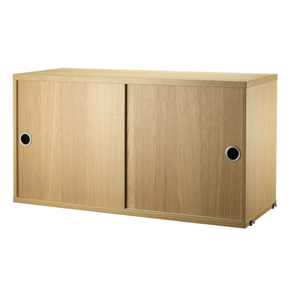 String Shelving System Cabinet