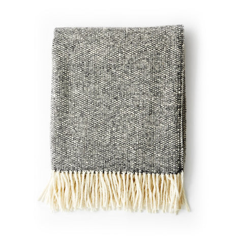 Tweed Emphasize throw blanket