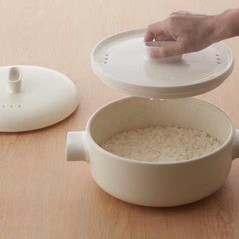 Rice Cooking Lid