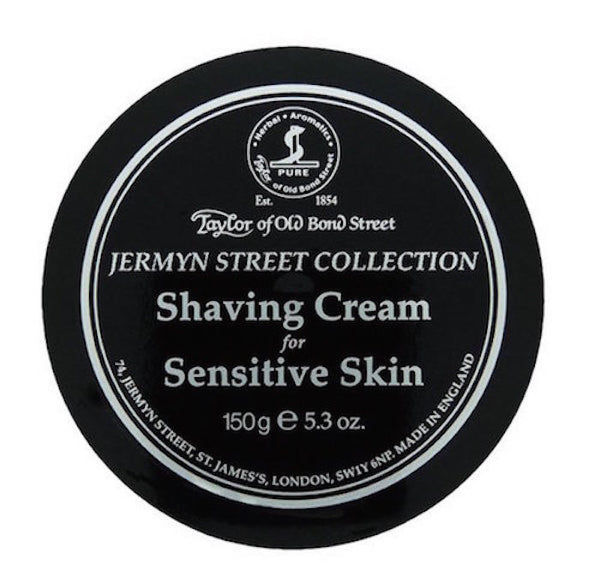 Jermyn Street Shaving Cream Bowl for Sensitive Skin