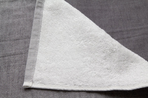 Kontex two tone chambray towel