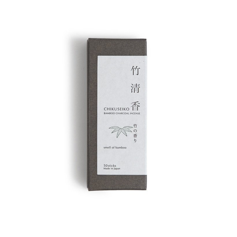 Bamboo Charcoal Incense
