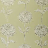 Dahlia Wallpaper by Clarke & Clarke