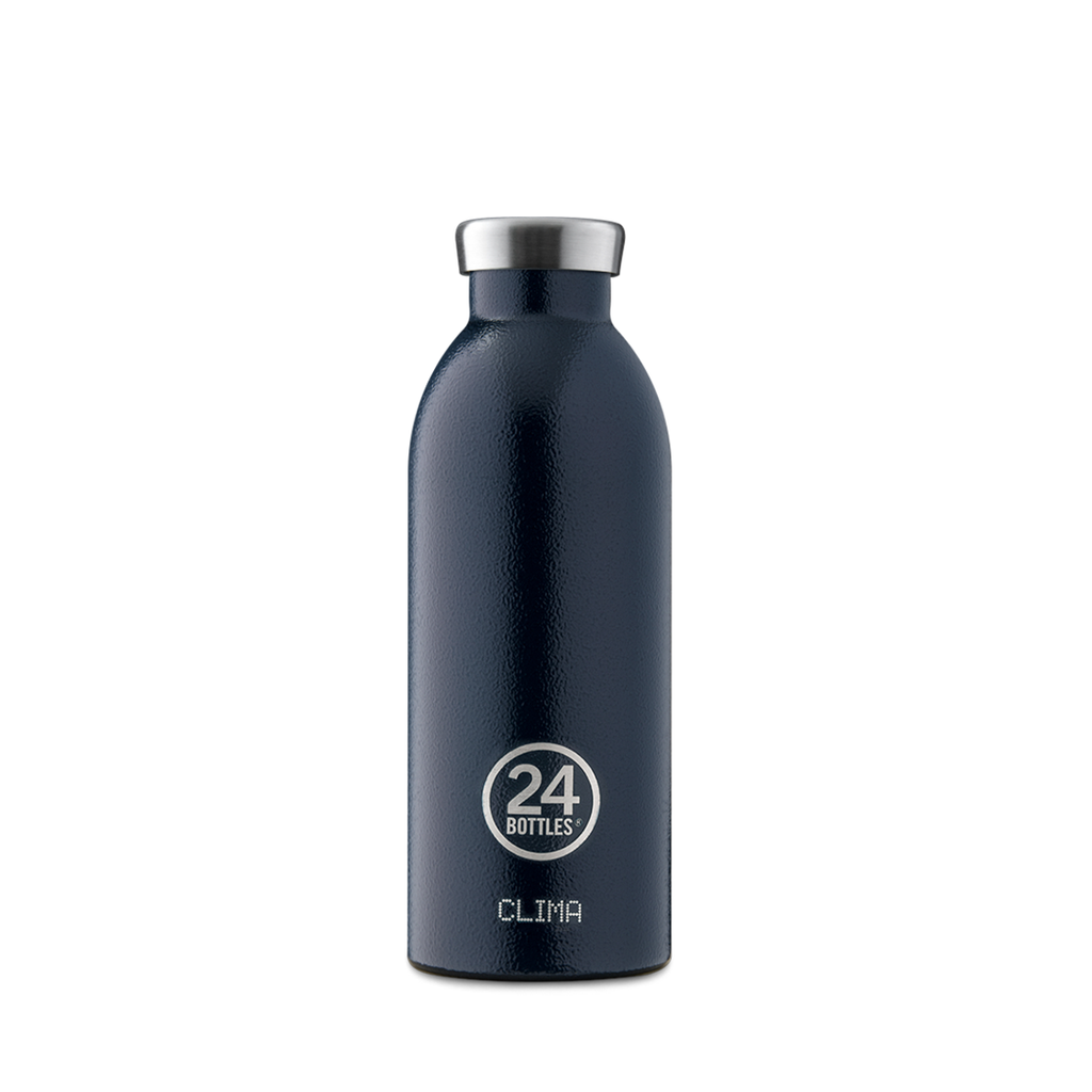 24Bottes Clima Bottle Deep Blue