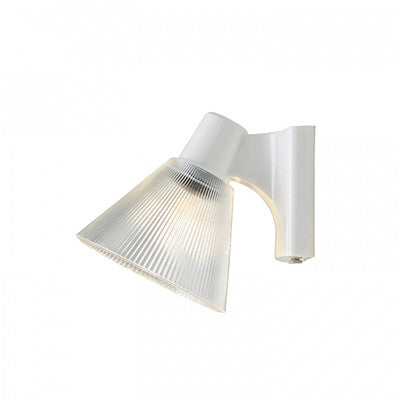 Minster 2 Prismatic Pitched Wall Light