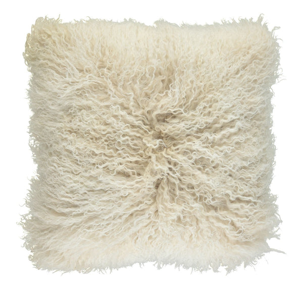 Premium Quality Tibetan Sheepskin Cushion