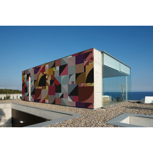 Wall & Deco Bauhaus outdoor wallpaper