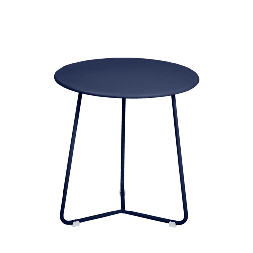 Fermob Cocotte Table in Deep Blue