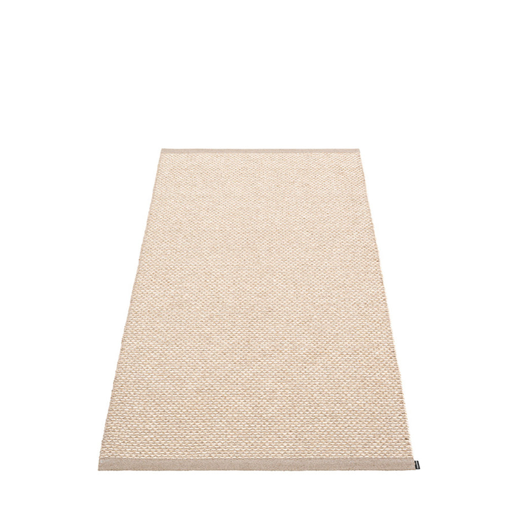 Pappelina Swedish Rug in Effi Mud