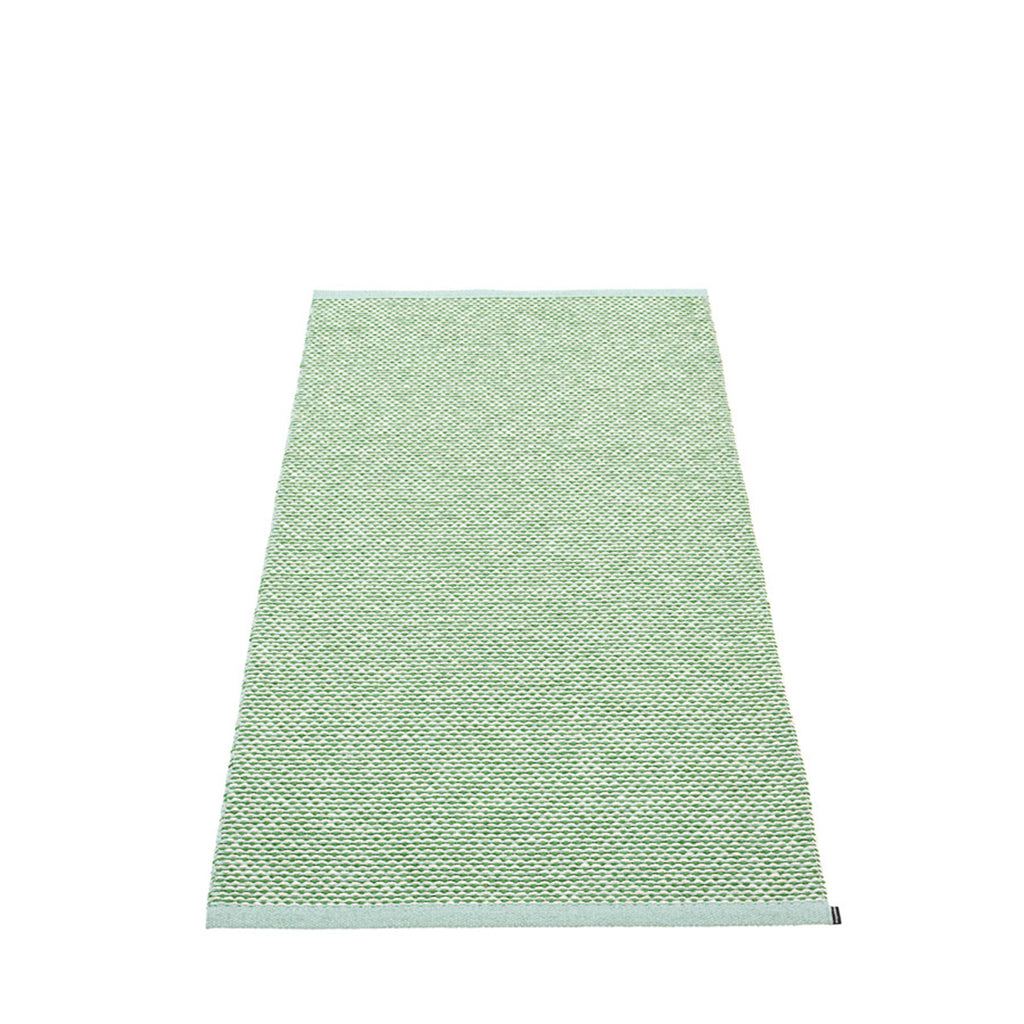 Pappelina Swedish Rug in Effi Pale Turquoise