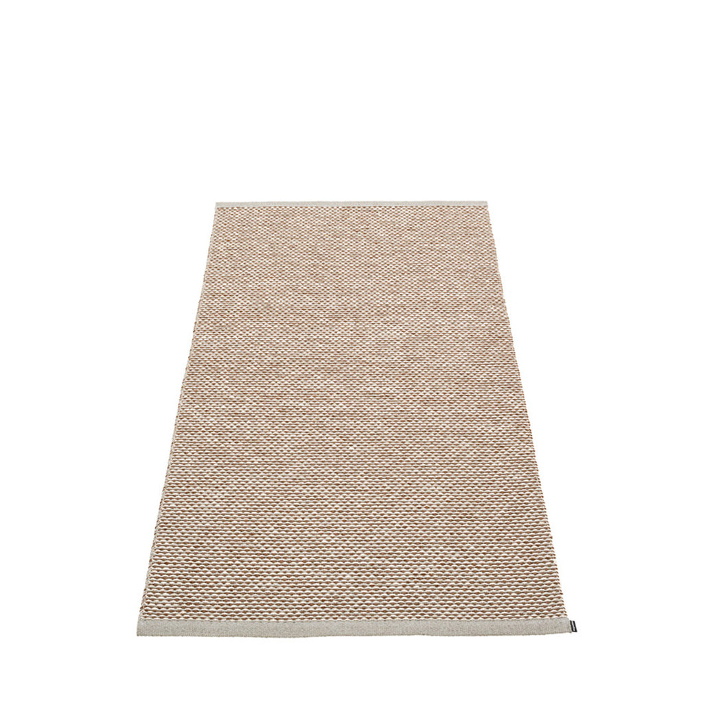 Pappelina Swedish Rug in Effi Warm Grey