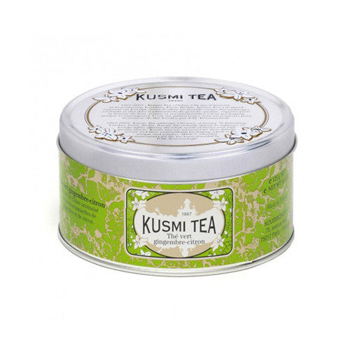 Kusmi Ginger Green Tea