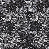 Wall & Deco lace wallpaper