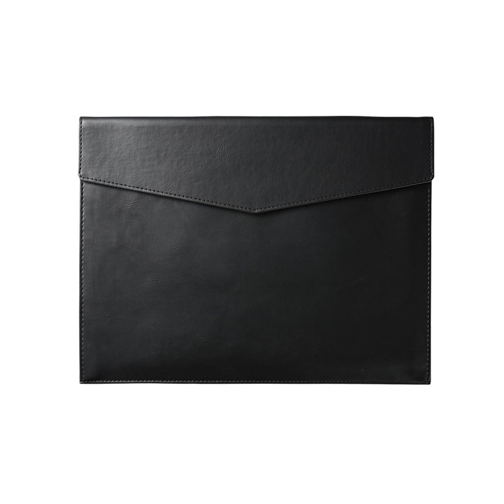 Lezaface U A4 Document Folder in Black