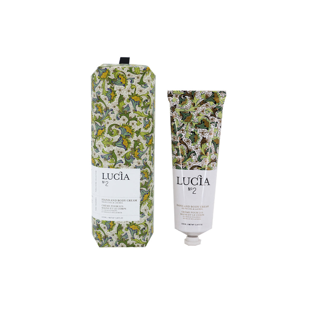 Hand Cream - Laurel Leaf & Olive