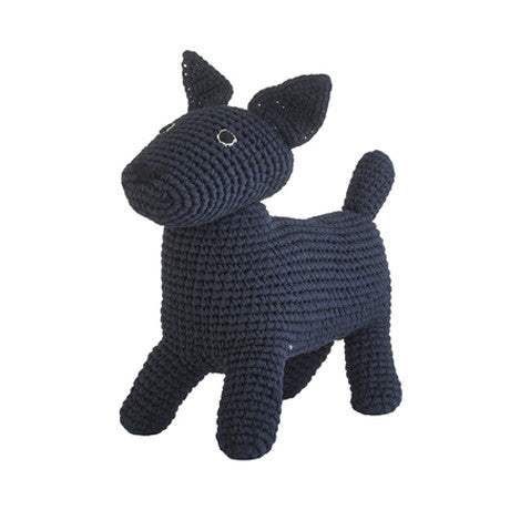 Anne-Claire Petit Handmade Terrier Mama in Navy